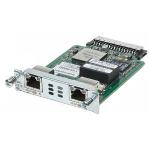 Cisco 2-Port Channelized E1/T1/ISDN-PRI HWIC