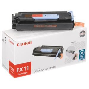 Canon Fax Cartridges #FX11 Black