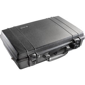 1490cc1 Notebook Hard Case Black Fitted Tray Fits Up To 14x10.8x / Mfr. No.: 1490-003-110