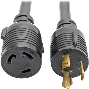 1ft L6-30p To 2x L6-30r Power Splitter Cable 30amp / Mfr. No.: P041-001-2