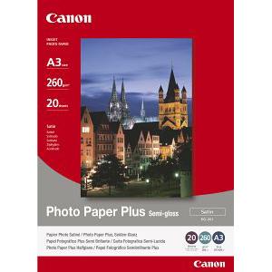 Canon Photo Paper Plus SG-201 - Papier - 1686B032
