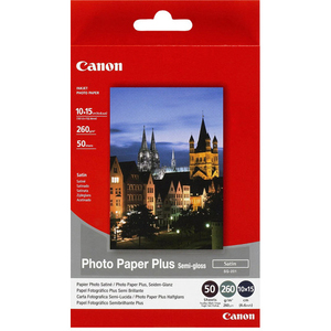 Canon Photo Paper Plus SG-201 - Papier photo - 1686B015