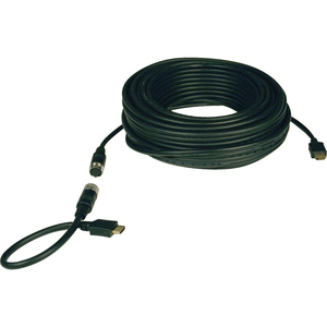 100ft Easy Pull Hdmi Monitor Cable W/ Connectors