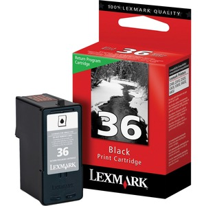 Lexmark® Inkjet Cartridge #36 Black