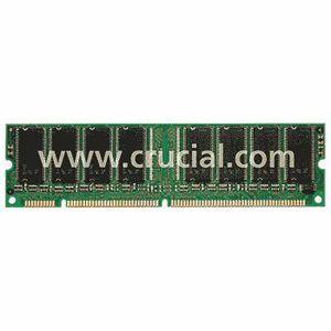 Crucial 256MB SDRAM Memory Module