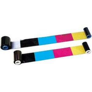 Brady People ID Ribbon - Alternative for NiSCA (NGYMCKO3/3BP) - YMCKO