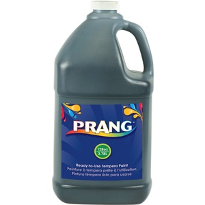 Prang® Ready-To-Use Tempera Paint 3.79 L Black