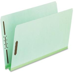 Pendaflex® Pressboard Fastener Folder  Letter Green