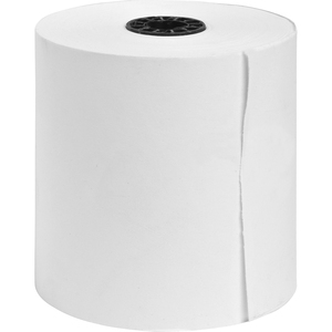 "Iconex POS/Cash Register Bond Paper Rolls 3"" x 3"" (165') 12/pkg"