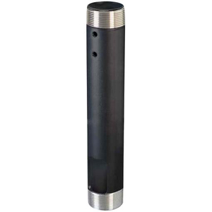 9in Speed-Connect Fixed Ext Column Black / Mfr. No.: Cms009