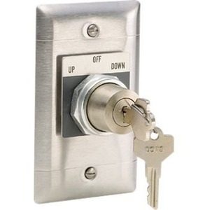 Draper 3-Position Key Control Switch KS-3