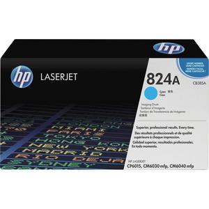 Kit Tambour HP Cyan pour CM6040, CP6015, CL2000 35 000 pages - CB385A