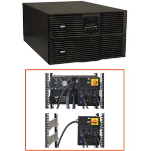 8000va Smart Online Ups W/Hot Swappable Pdu 208/240v 6out