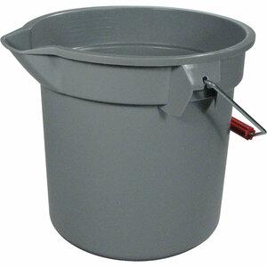 Rubbermaid® BRUTE® Utility Bucket 13.2 L Grey