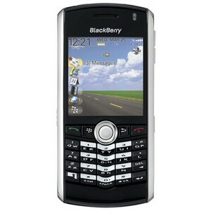 vodafone BlackBerry Pearl 8100 Smart Phone