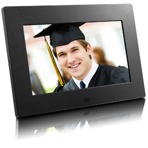 Digital Photo Frame 7in Plays Photos / Mfr. No.: Adpf07sf