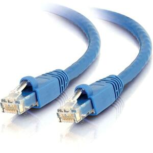 10ft Cat6a Blue Patch Snagless Molded Cable / Mfr. No.: 27720