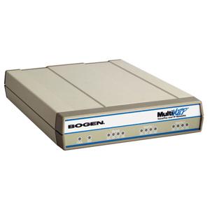 Bogen MVP210BG VoIP Gateway for Paging