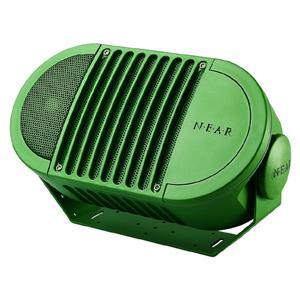 Bogen A6 Indoor/Outdoor Speaker - 2-way - Green