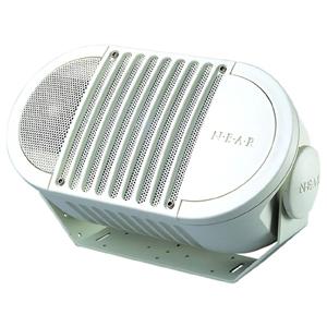 Bogen A6 Indoor/Outdoor Speaker - 2-way - White