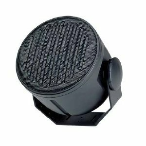 Bogen A2T Indoor/Outdoor Speaker - 2-way - Black