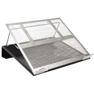 Rolodex® Mesh Two-Tone Notebook Stand