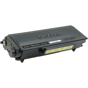 Black High Yield Toner Cartridge For Brother Tn580 / Mfr. No.: V7tn580