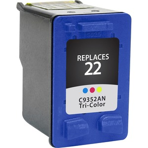 Tricolor Replacement Ink Cartridge For Hp Deskjet C9352a / Mfr. No.: V752an