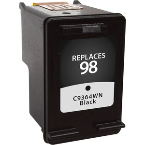 Black Ink Cartridge For Hp Deskjet Hp 98 C8764wn TAA Compl / Mfr. No.: V764wn