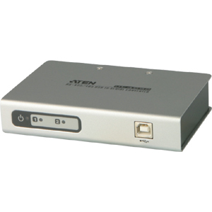 Aten UC4852 2-port USB-to-Serial RS-422/485 Hub