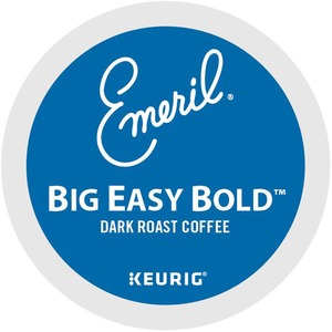 Emeril's Big Easy Bold Coffee for Keurig Brewers, 24 K-Cups per Box
