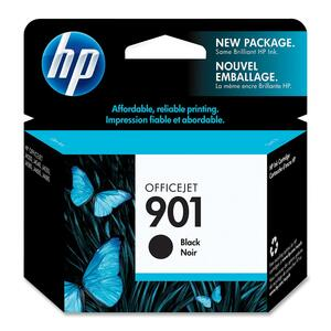 HP Inkjet Cartrdige CC653AN #901 Black