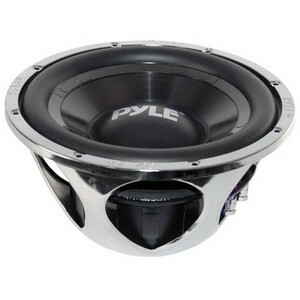 Pyle Chopper 10in 1400w Dvc Subwoofer / Mfr. No.: Plchw10