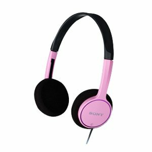Sony Headphones For Children / Mfr. No.: Mdr222kd/Pin