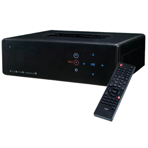Plextor MediaX PX-MX1000L Network Media Player