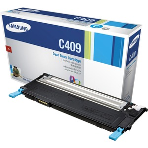 Cyan Toner For Clp-315 Family 1k / Mfr. No.: Clt-C409s