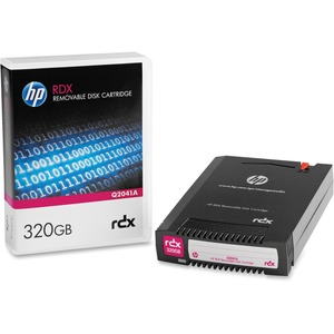 Rdx 320gb Removable Disk Cartridge / Mfr. No.: Q2041a