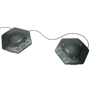 Maxattach Dual Conference Phone Two Phones One Base Unit Cables / Mfr. No.: 910-158-500-00