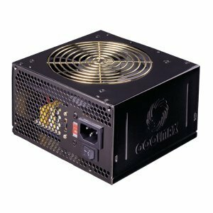 400w Coolmax 120mm Silent Fan Black Atx Power Supply Cx-400b / Mfr. No.: Cx-400b