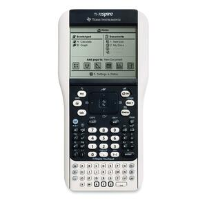 TI-Nspire Touchpad Graphing Calculator