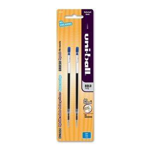 uni-ball® Jetstream Ball Point Pen Refills Bold Point Blue 2/pkg