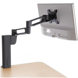 Column Mount Extended Monitor Arm With Smartfit System