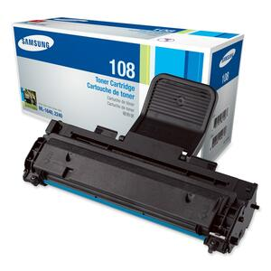 Black Toner For Ml-2240 1500 Page Yield / Mfr. No.: Mlt-D108s