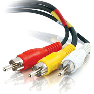25ft RCA Audio Video Cable Value Series / Mfr. No.: 40450