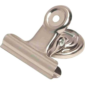 """Westcott® Magnetic Clips 1-1/2"""" 2/pkg"""