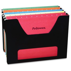 Fellowes® Desktopper File Organizer Legal Black