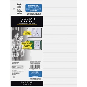 Mead® Five Star® College Ruled Refill Sheets 200/pkg