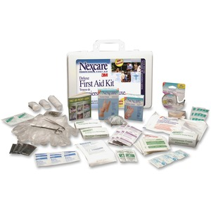 Nexcare First Aid Kit 174 Pieces