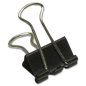 "Westcott® Fold Back Clips 3/4"" 12/box"