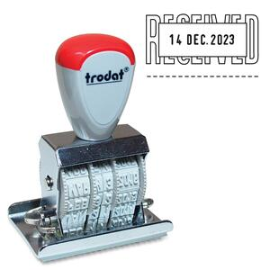Trodat® 2210 Dater RECEIVED